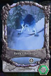 Reek's revenge