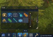 Build-tools-window-demo