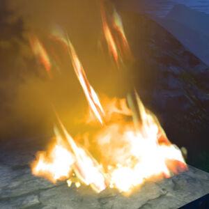 Fire-plume-type-1