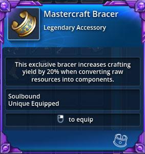 Mastercraft Bracer