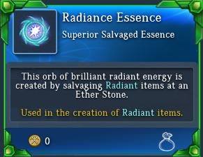 Radiance Essence