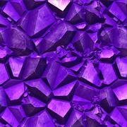 12 Biome Generic Gemstone Facets01 Amethyst