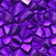 12 Biome Generic Gemstone Facets01 Amethyst