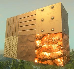 Copper-textures-demo