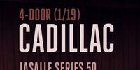 Vehículos de L.A. Noire/Cuatro Puertas