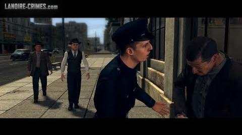 LA Noire - Walkthrough - Street Crime - Paper Sack Holdup