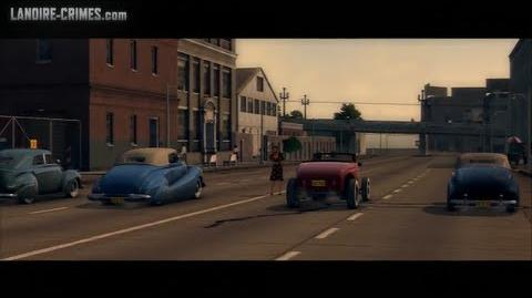 LA Noire - Walkthrough - Bonus Mission 5 - The Consul's Car (5 Star)
