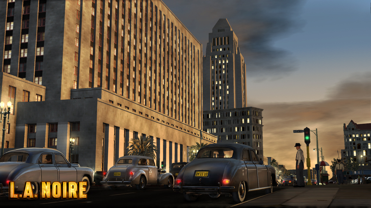 Los angeles l a noire wiki fandom powered by wikia for In the city of la