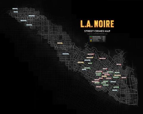 Street Crime Map