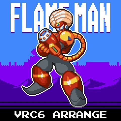 Flame Man VRC6 Arrange
