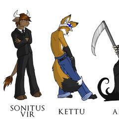 The <i>Mungyodance</i> alias lineup. <a href=
