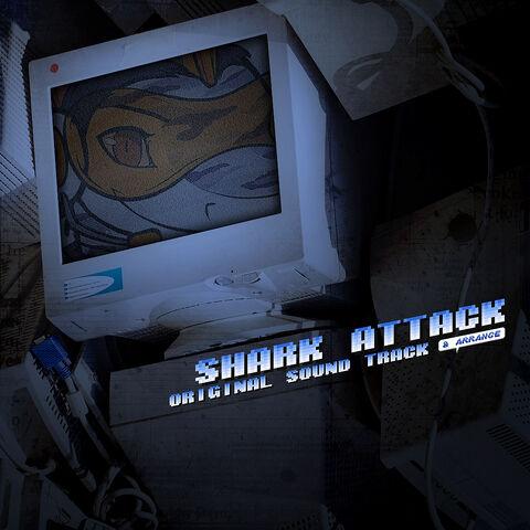 File:Shark Attack Original Sound Track + Arrange cover.jpg