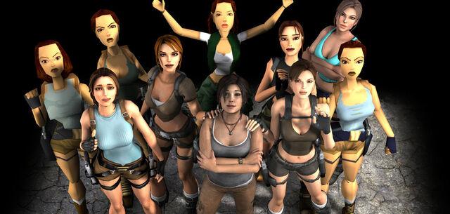 File:LaraCroftEvolution.jpg