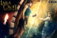 Lara Croft - Reflections