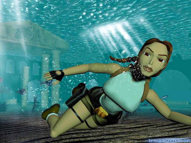 File:Lara Croft Underwater.jpg