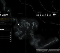 Abandoned Mines Map
