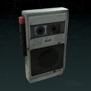 Documents - Tape Player