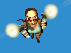 Lara's Trademark Pistols