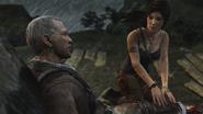Lara And Injured Roth