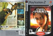TRL PLATINUM PAL PS 2 Cover