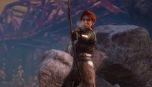 Sofia Confronting Lara