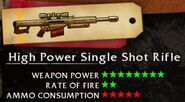 High Powered Rifle Guardian of Light