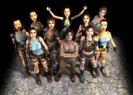 Many Faces of Lara