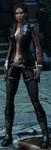 Gol lara croft biker outfit