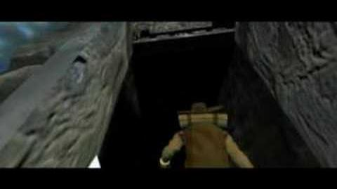 Tomb Raider 1 - Snow FMV