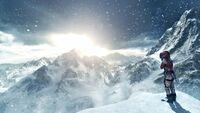 Lara at Mountaintop