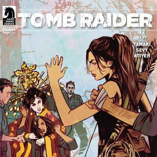 Tomb Raider 2 issue 12