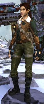Relic Run Outfit Bomber Pilot
