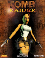 Tomb Raider 1996 Box Art