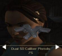 Dual 50 Cals