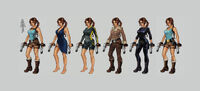 Relic Run Outfit Concepts