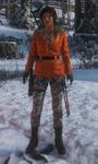 Reimagined Antarctica Outfit