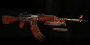 ROTTR Assault Rifle Modified