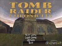 Tomb Raider C Title Screen 2
