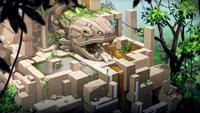 Lara Croft GO Concept 2