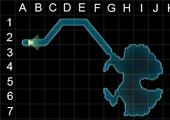 Catacombs disposal area grid