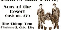 The Chimp (Tent)