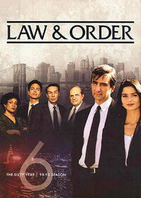 Law and Order S6 (DVD)