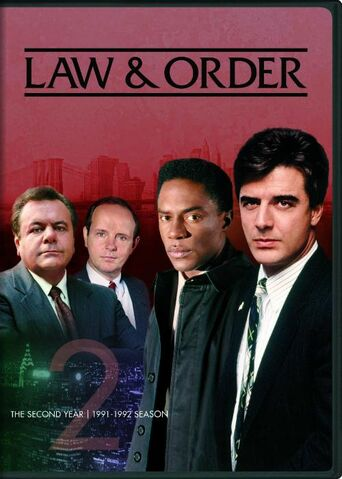 File:Law & Order – The Second Year (1991-1992).jpg
