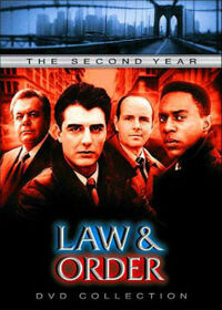 Law and Order S2 (DVD)