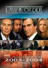 Law & Order – The 14th Year (2003-2004)