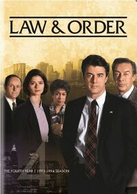 Law and Order S4 (DVD revival)
