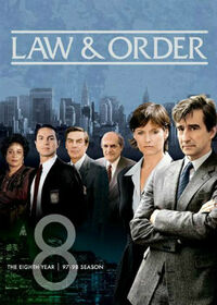 Law and Order S8 (DVD)