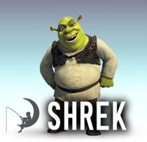 Shrek SSBLE Logo