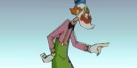 Wakko Clown