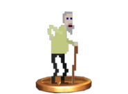 Old Man Trophy